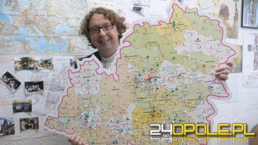 Diecezja Opolska przyjmie 6 tysięcy uczestników Światowych Dni Młodzieży