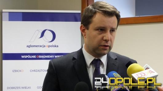 Ministerstwo Rozwoju: Tylko prezydent Opola może stać na czele Aglomeracji Opolskiej
