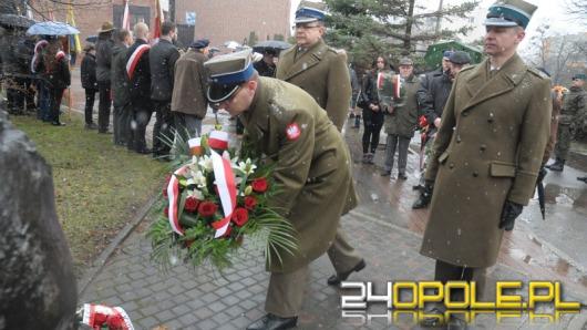 Opolanie uczcili 74. rocznicę powstania Armii Krajowej
