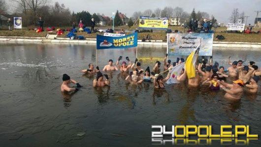 Ponad 120 osób wzięło udział w IV zlocie morsów Opolszczyzny