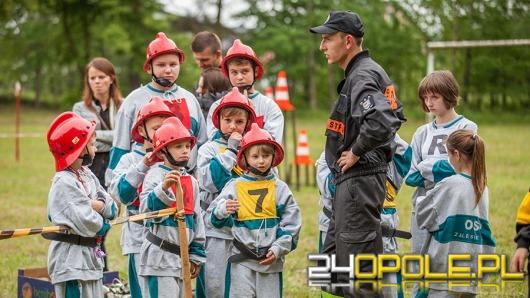 Młodzi strażacy z Zalesia Śląskiego najlepsi w Polsce