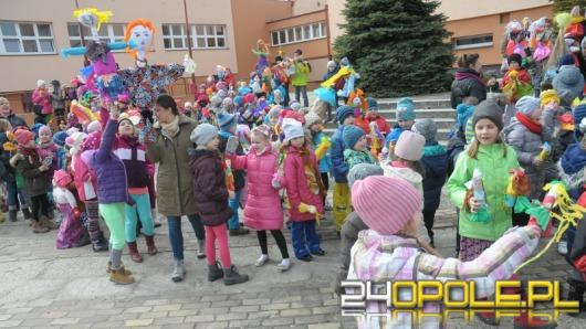 Uczniowie PSP5 ustanowili pierwszy rekord w Księdze Rekordów Opola