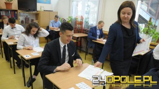 Ruszyły matury. Na początek egzamin z języka polskiego.