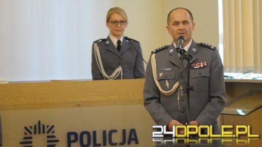 Inspektor Jarosław Kaleta nowym Komendantem Wojewódzkim Policji