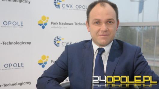 Tomasz Garbowski nowym prezesem Opolskiego Związku Piłki Nożnej