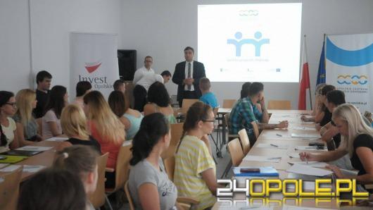 OCRG pomaga młodym ludziom znaleźć pracę