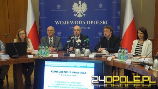 Województwo opolskie kompleksowo przygotowane na Światowe Dni Młodzieży