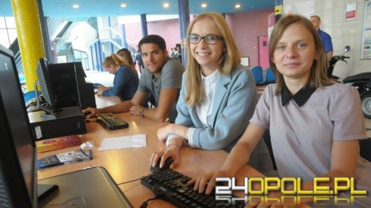 Opolskie uczelnie rekrutują przyszłych studentów
