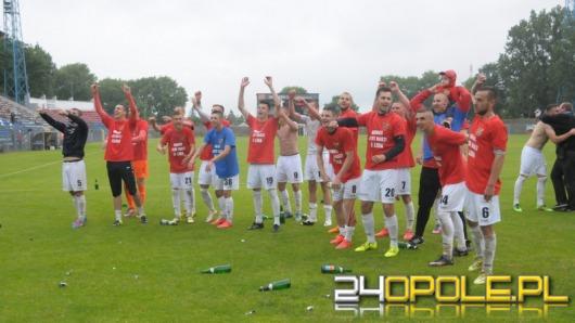 Klaruje się skład Odry Opole na II ligę. Druga sparingowa wygrana.