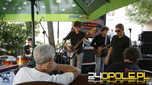 Młode opolskie zespoły rockowe zagrały dla Szczebla