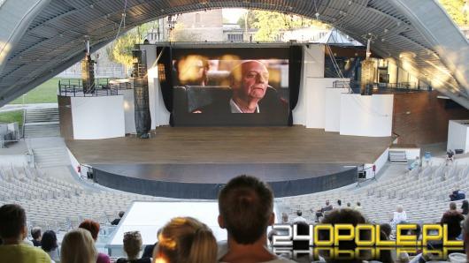 Kino pod gwiazdami, czyli nie samym festiwalem żyje amfiteatr