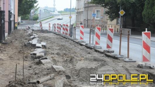 Rozpoczęła się przebudowa ulicy Spychalskiego