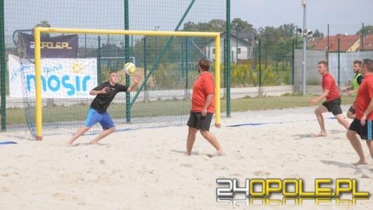 Piłkarze Śródmieścia Opole najlepsi na piachu