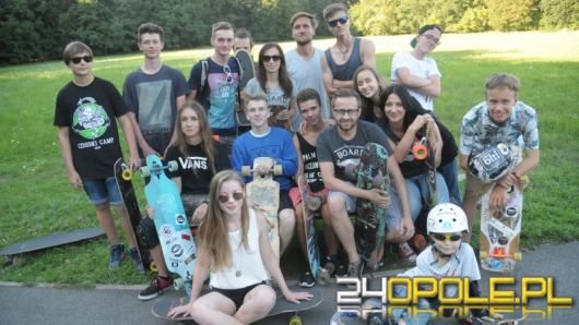 Longboard staje się coraz bardziej popularny wśród opolan