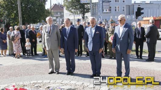 """Opolska """"Solidarność"""" uczciła rocznicę podpisania Porozumień Sierpniowych"""