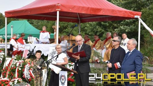 W Starym Grodkowie uczcili pamięć zbrodni na Żołnierzach Wyklętych
