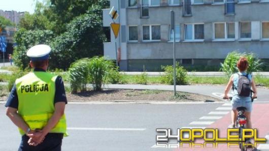 """""""Rowerem bezpiecznie do celu"""". Policja apeluje do rowerzystów."""