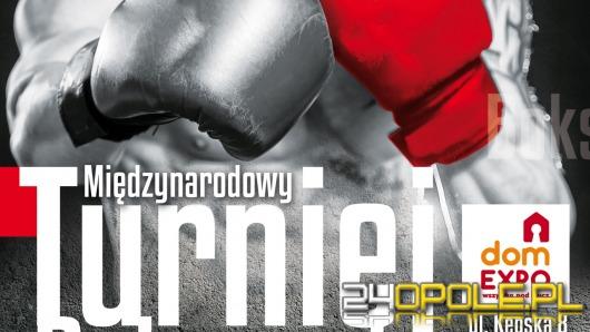 W piątek w domEXPO rusza Międzynarodowy Turniej Bokserski