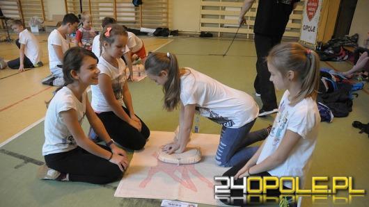 Uczniowie opolskich szkół bili ratowniczy rekord Guinnessa