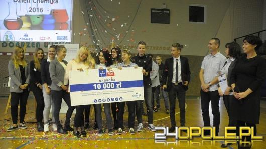 Zespół Szkół z Dobrzenia Wielkiego wśród laureatów ogólnopolskiego konkursu