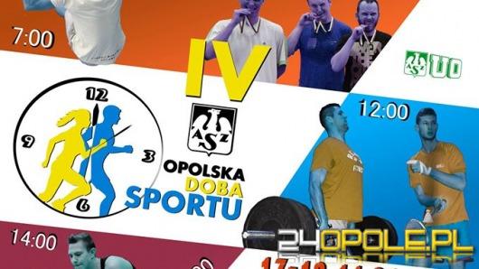 Weź udział w Opolskiej Dobie Sportu