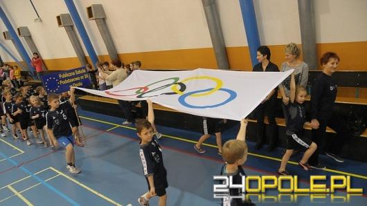 Mali olimpijczycy rywalizowali w PSP 24
