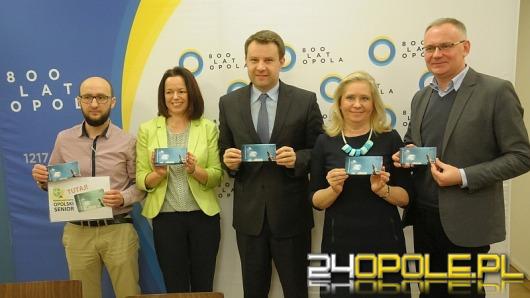 W styczniu ruszy wydawanie karty Opolski Senior