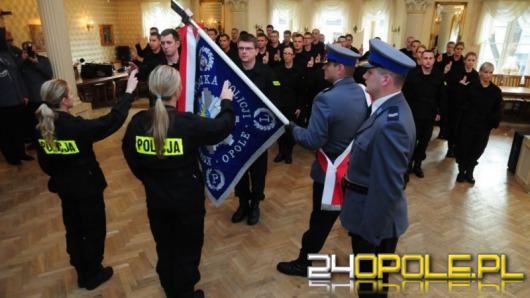 Opolska policja zamierza przyjąć w tym roku 150 funkcjonariuszy