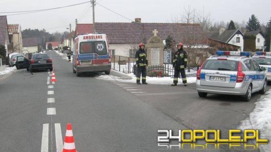Nietypowy wypadek w Smolarni. Jeden z kierowców pobity... kulą ortopedyczną.
