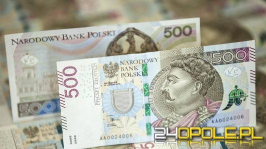 Banknot 500 złotych wszedł do obiegu. Zobacz, jak wygląda