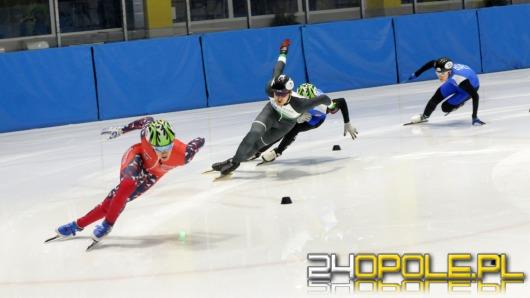 Mistrzostwa Polski w short-tracku trwają w Opolu