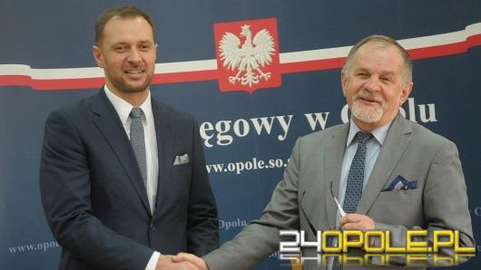 Rzecznik opolskiego sądu przechodzi na emeryturę