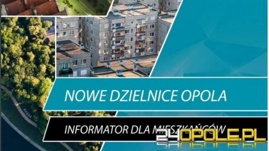 Poznaj nowe dzielnice Opola i weź udział w konsultacjach