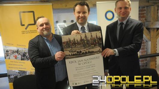 Król Jan Kazimierz zawita jutro do Opola