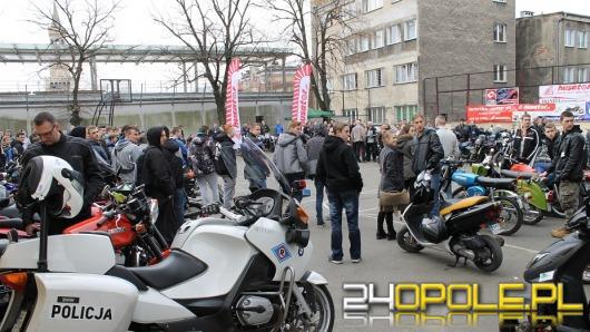 W Zespole Szkół Mechanicznych rozpoczęto sezon motocyklowy