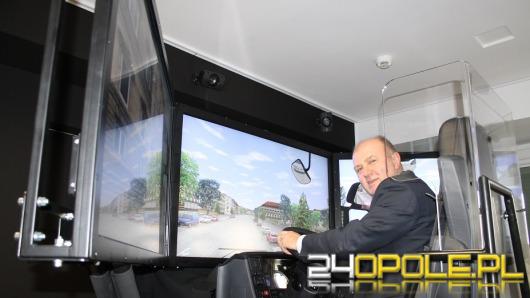 Symulator jazdy samochodem ciężarowym posłuży przyszłym kierowcom