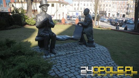 Na Wzgórzu Uniwersyteckim stanie pomnik Wojciecha Młynarskiego