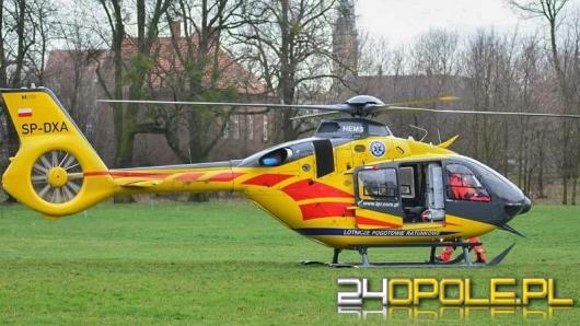 W Strzelcach Opolskich ma powstać lądowisko dla helikopterów