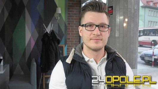 Dawid Rzeźnik o zdrowym życiu, aktywności fizycznej  i jedzeniu po godz. 18