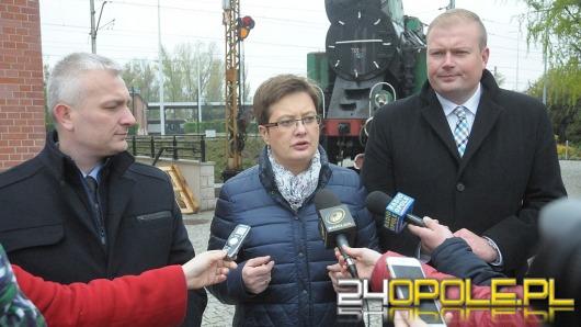 Lubnauer i Zembaczyński o wyborach i powiększeniu Opola