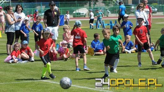 Trwają piłkarskie mistrzostwa przedszkolaków. Emocji nie brakuje!