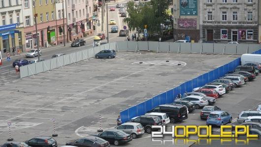 Rusza budowa parkingu podziemnego na Placu Kopernika