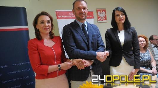 Zmiany w Sądzie Okręgowym w Opolu. Jest nowy szef biura prasowego