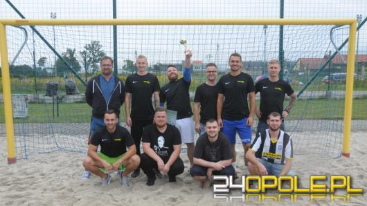 Melon Team zwycięzcą turnieju Beach Soccer 2017