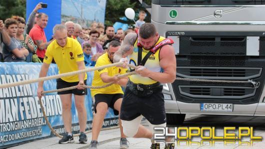 Strongmani opanowali Opole