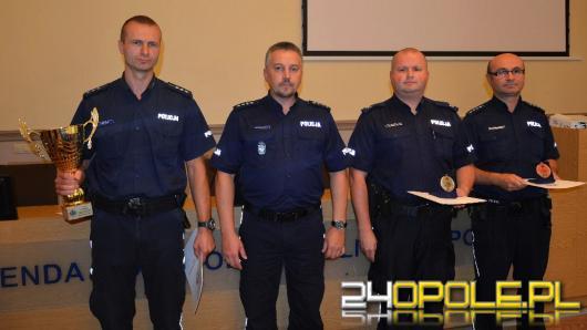 St. asp. Jarosław Bartczak najlepszym dzielnicowym Opolszczyzny