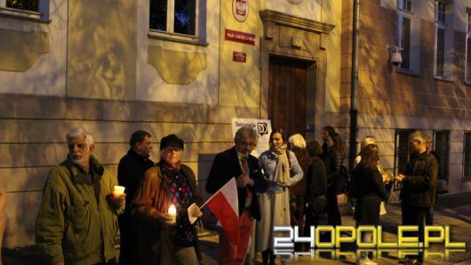 """""""Weto dla Prezydenta"""" - kolejny protest w sprawie reformy sądownictwa"""