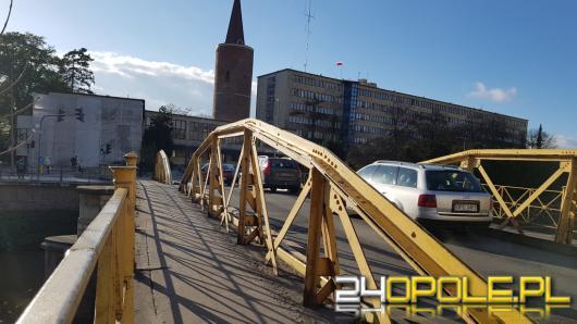 """""""Żółty mostek"""" zostanie wyłączony z ruchu na cały miesiąc"""