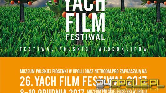 Święto polskich wideoklipów tym razem w Opolu - Startuje 26. Yach Film Festiwal