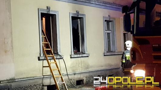 Dwie ofiary śmiertelne pożaru mieszkania w Prudniku